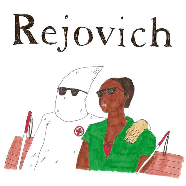 rejovich Record Cover